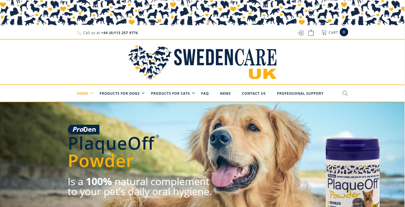 Webshop-made-by-Eazy-Office-SwedencareUK