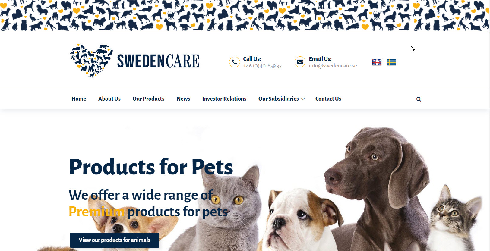 Website-made-by-Eazy-Office-Swedencare-AB-(publ)